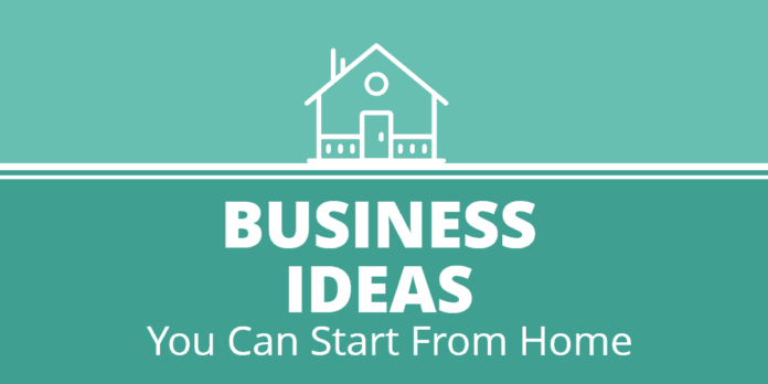 5 Profitable Businesses You Can Start From Home