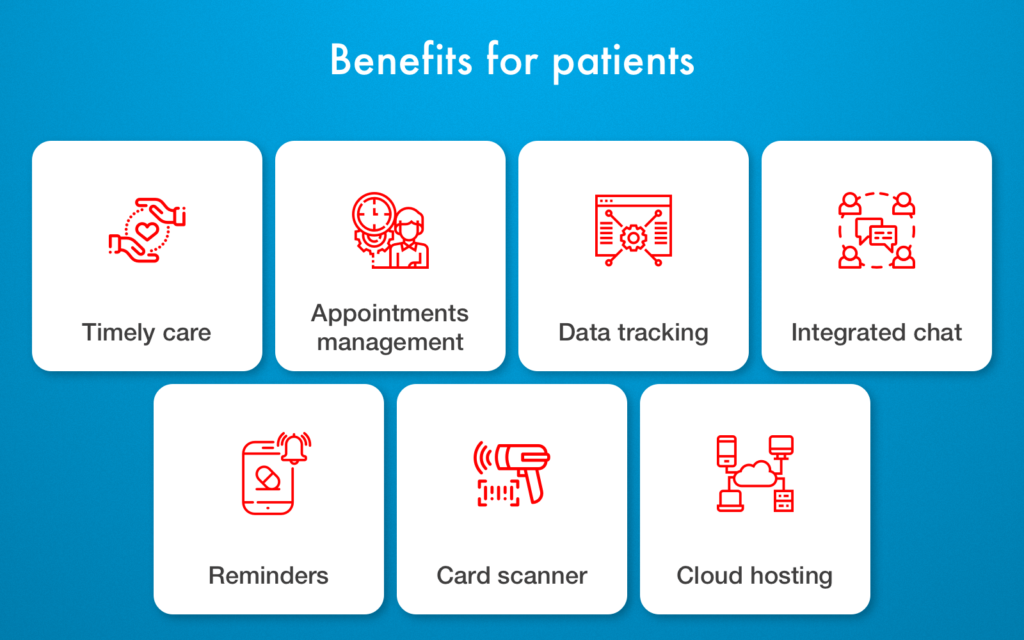 Benefits of EHR