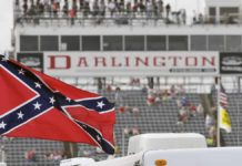 NASCAR bans Confederate flags at all races, events